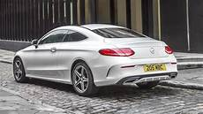 C Klasse Coupe 2017 - 2017 mercedes c class coupe uk spec rear hd