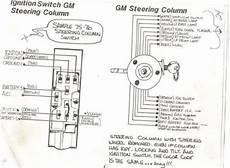 help with wiring a gm steering column please farmall cub