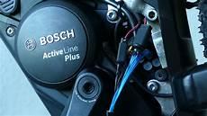 E Bike Tuning Redped Einbau Beim Bosch Active Line Plus