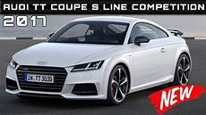 audi tt coupe s line 2017 audi tt coupe s line competition review rendered
