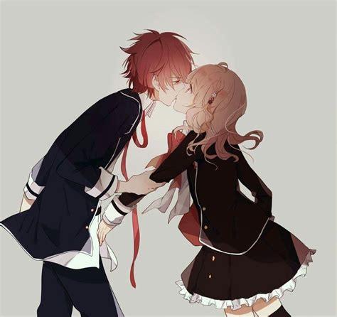 Diabolik Lovers Ayato And Yui