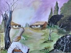 Peinture Abstraite Contemporaine Lacrylique Sur Toile