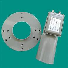 high gain waterproof h v anti interference dual output single l o 5150 mhz lnb c band in