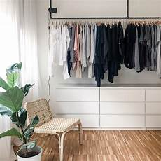 Kleiderstange Statt Kleiderschrank So Funktioniert S