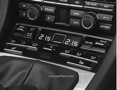automobile air conditioning repair 2010 porsche cayenne navigation system ac climate control unit suncoast porsche parts accessories