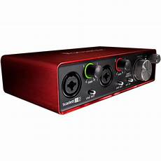 focusrite 2i2 focusrite 2i2 portable usb audio 2i2 usb b h