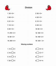 worksheets for division for grade 4 6529 9 multiplication and division worksheet templates sles pdf free premium templates