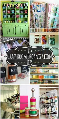 20 craft room organization ideas