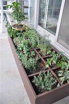 kräutergarten balkon ideen sew lah tea dough diy cd rack turned herb garden