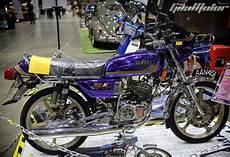 Modifikasi Rx 100 by Modifikasi Yamaha Rx K 135 Jika Motor 2 Tak Til Glamor