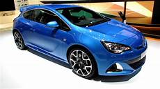 2014 opel astra opc exterior and interior wolkaround