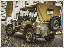 WILLYS MB &171 Slat Grill &187 1941  INDIANCARS JEEP