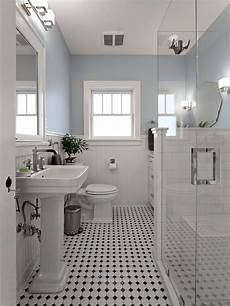 Small Bathroom Ideas Blue And White by Blue And White Bathroom Bathroom With Black