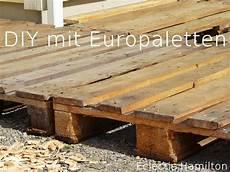 diy terrasse aus paletten vol 1 eclectic hamilton
