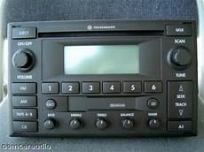 2002 vw passat radio knob by fpinczuk thingiverse