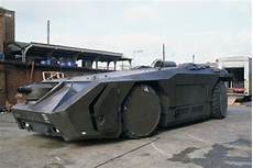 aliens 1986 the apc armored personnel carrier was built upon the chassis of a hunslet att