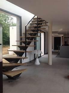 escalier quart tournant escalier m 233 tallique quart tournant 224 verg 232 ze escaliers