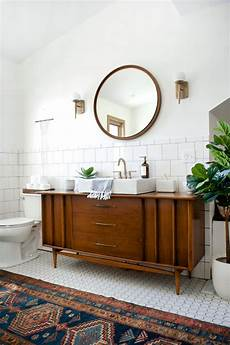 vintage bathroom decorating ideas modern vintage bathroom reveal brepurposed