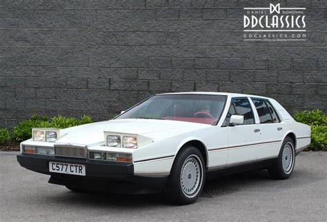 1985 Aston Martin Lagonda Is Listed Sold On Classicdigest