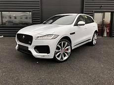 jaguar 4x4 occasion annonce vendue jaguar f pace 30d awd 300 ch r sport suv