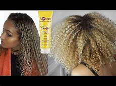 my natural curly hair wash n go routine for 3b 3c curls using aphogee curlific products youtube