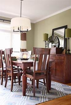 the yellow cape cod client dining room makeover before