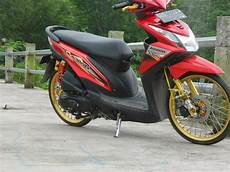 Modifikasi Beat Fi 2017 by Kumpulan 58 Modifikasi Motor Honda Beat Fi 2017 Terbaru