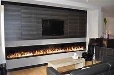chemin 233 e 224 gaz grand format large gas fireplace
