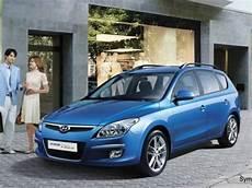hyundai i30 cw 1 4 l benzin blue drive auto motor at