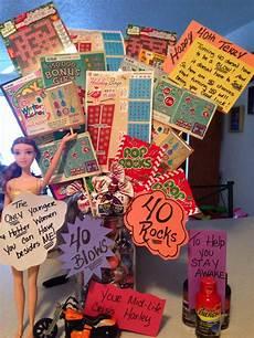 40 geburtstag geschenk 40th birthday gift idea 40th birthday gifts 40th