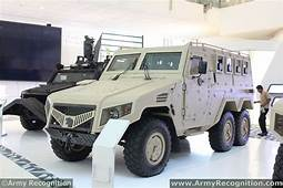 NIMR 6x6 APC Armoured Personnel Carrier Technical Data