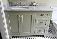 Small Bathroom Vanities Without Tops by Right Offset Sink Vanity Lawhornestorage