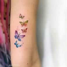 Schmetterling Handgelenk - butterfly tatz for schmetterling