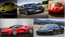 topspeed s top 5 hybrid sports cars guide top speed