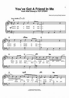 you ve got a friend in me sheet music by randy newman