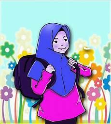 Gambar Kartun Lucu Gambar Kartun Muslim Gambar Lucu