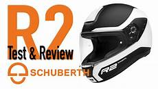 schuberth r2 vs c4 test review hd 1080p