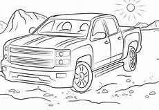 road vehicles coloring pages 16417 road chevy truck coloring page