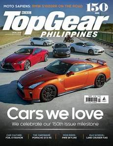 top gear philippines may 2018 187 your free magazines pdf