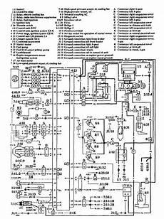 volvo 940 1992 wiring diagrams fuel controls carknowledge