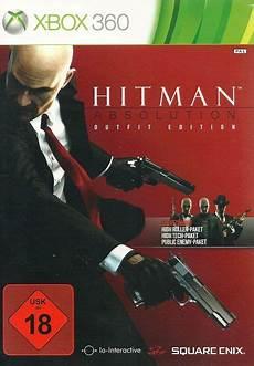 hitman absolution edition xbox 360 spiel