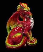 1000  Images About Dragon Figurines On Pinterest Baby