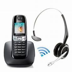 casque sans fil pour téléphone fixe casque t 195 169 l 195 169 phone fixe filaire