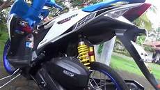 Vario 125 Modif Ringan by Honda Vario Modifikasi Techno 125 Pgm Fi