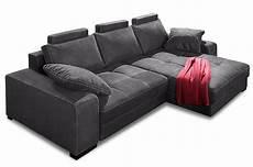 boxspring sofa mit schlaffunktion via ecksofa diabolo creme mit boxspring sofas zum