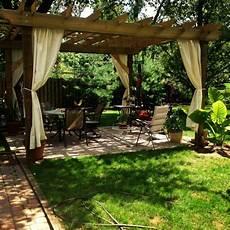 Garten Pergola Eine Idylle Im Freien Archzine Net