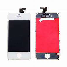 201 Cran Iphone 4s Blanc Pieces2mobile