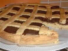 crostata alla nutella benedetta rossi crostata alla nutella due sorelle in cucina