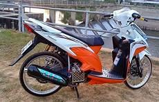Modifikasi Motor Matic Vario by Modifikasi Motor Honda Vario Modifikasi Motor Matic