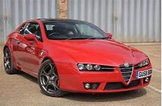 here s an alfa romeo brera s with a 370bhp supercharged v6